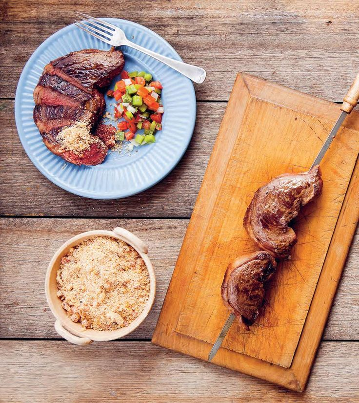 Rump cap by Rachael Lane from South American Grill | Cooked