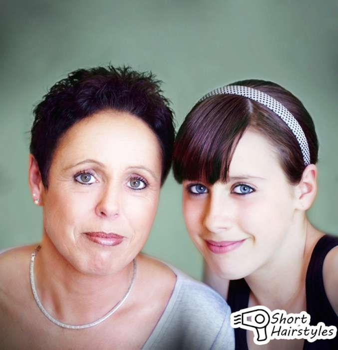 Easy Short Hairstyles For Moms 2014 Short Hairstyles 2014 Pinterest