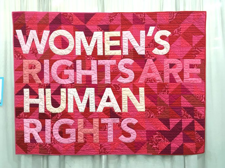 Quilts as Tools for Resistance