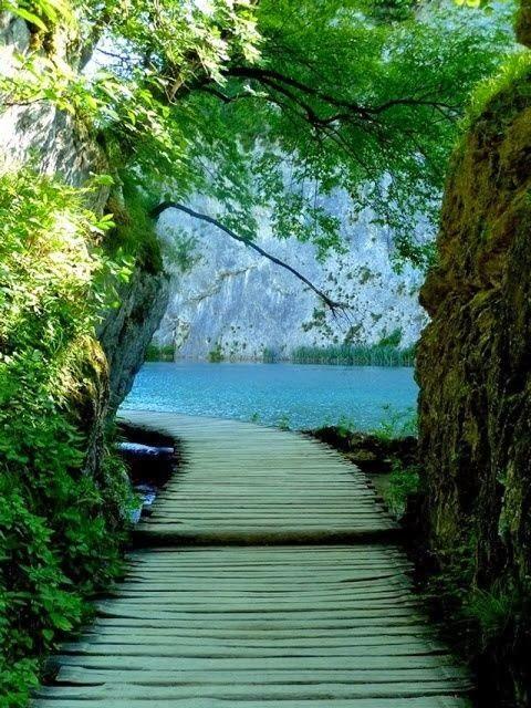 Plitvice Lakes - Croatia: Plitvice Lakes - Croatia