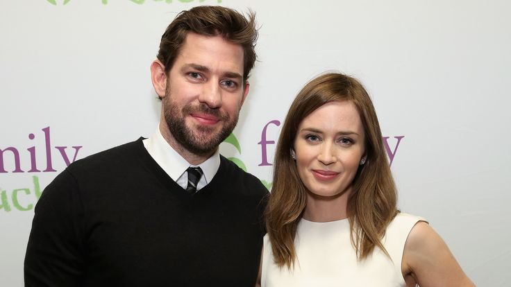 John Krasinksi on scary shark encounter with Emily Blunt: 'I love to terrify my wife'