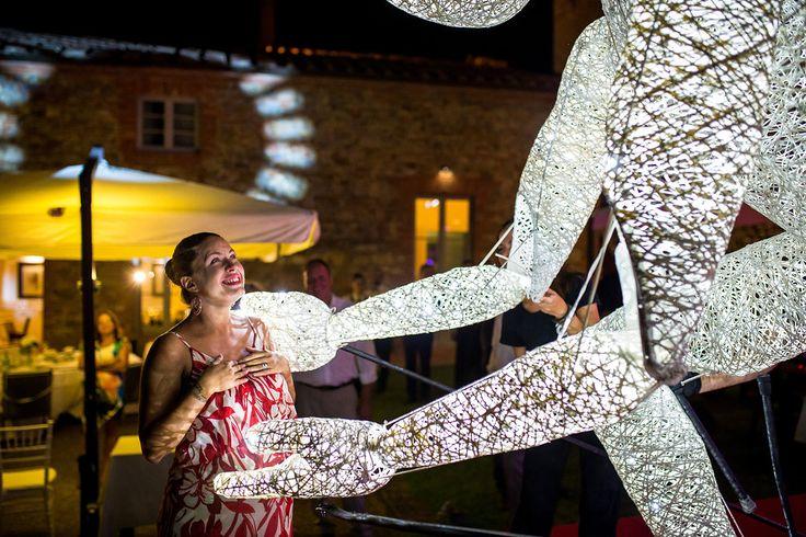 Magische Momente mit grossartigen Performance Künstlern für unvergessliche Hochzeiten in Italien  #Hochzeit #Italien