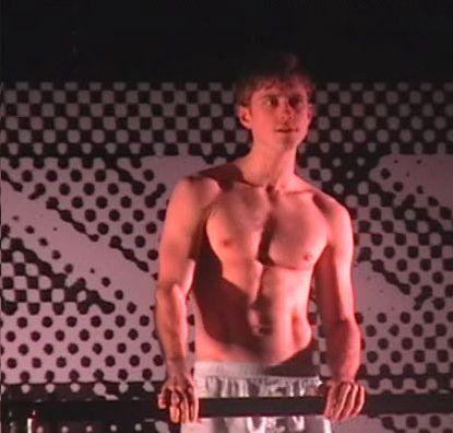 wow: Hot Stuff, Aaron Freak, Boys, Kyle Tveit, Freak Tveit, Broadway Theatres, Aaron Kyle, Next To Normal, Aaron Tveit