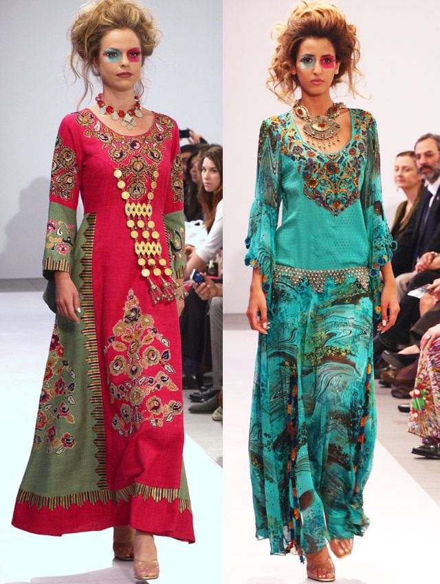 Iraqi Women Fashion By Hana Sadiq | Arab Girls, Arabic Girls Blog