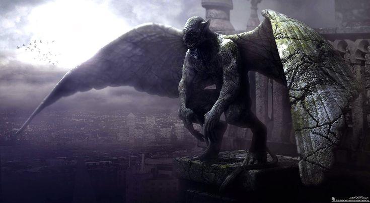 gargoyles movie | I Frankenstein Gargoyles
