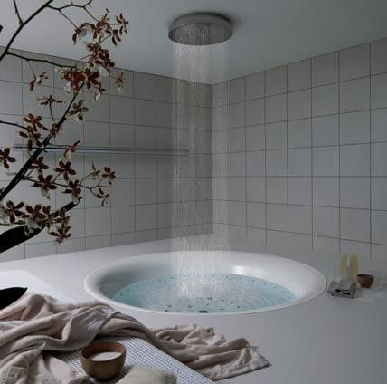 fantasy places spaces My dream shower. @min min-ideas-design.com