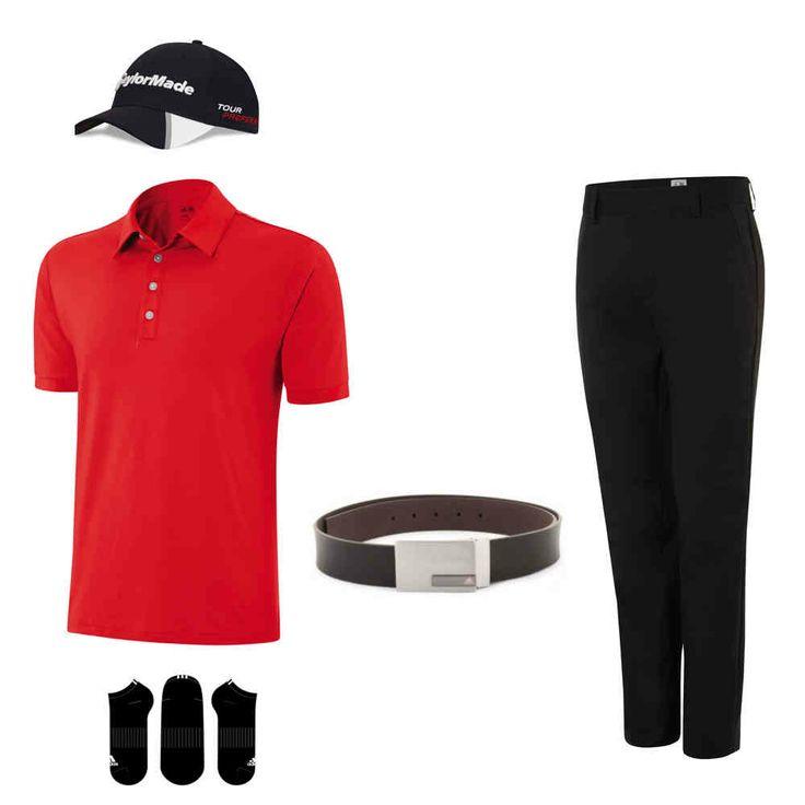 """""""Tiger's Sunday"""" - Golfbekleidung Herren Kollektion - Mitteldeutscher Golfshop Leipzig"""