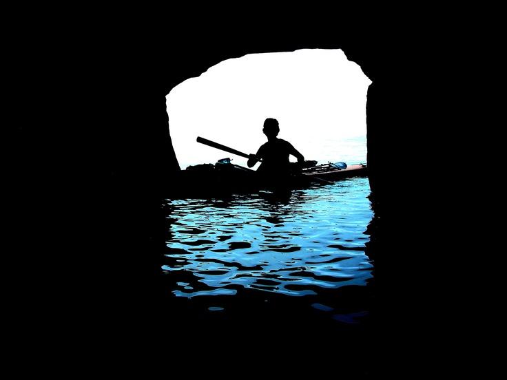 Sea Caves, Apostle Islands, Lake Superior.