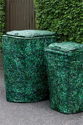 great to hide UGLY bins!