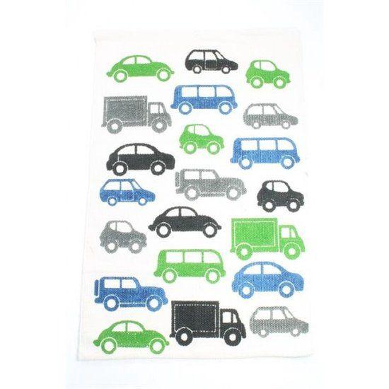 Kinder Vloerkleed Cars