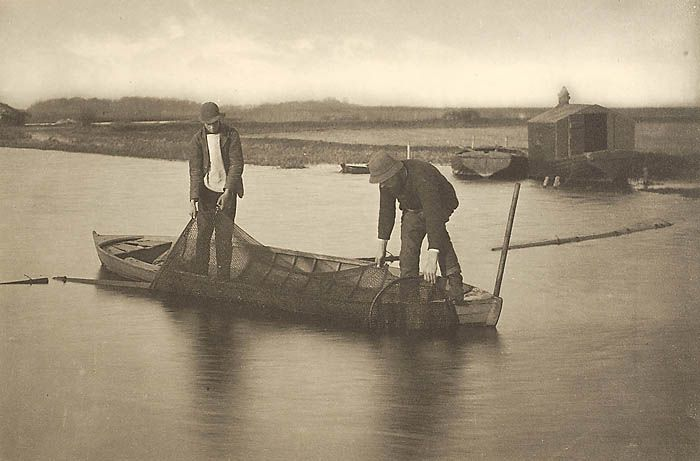 Dr. Peter Henry Emerson 1856 - 1936
