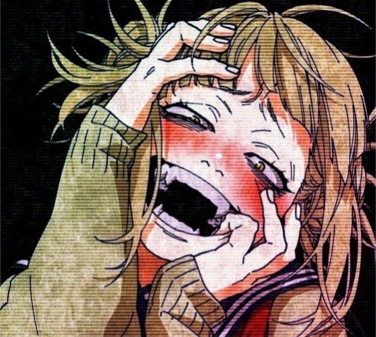 Cara como eu Amo essa psicopata Animes psicopatas