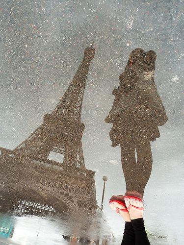 after the rain, Paris