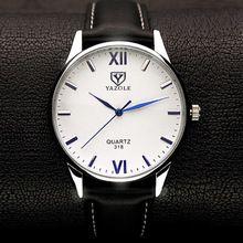 YAZOLE 318 Classical Casual Fashion Business Simple male manHodinky Quartz-watch Relogio Masculino Man Wrist Watch //Цена: $9 руб. & Бесплатная доставка //  #gadgets #ноутбуки