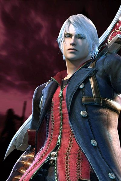Devil May Cry 4 Nero Halloween Costumes Cosplay