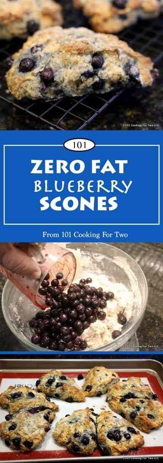 Something special for dieters.  Coming in at about 165 calories these fruit packed super easy scones fit the bill. via @drdan101cft
