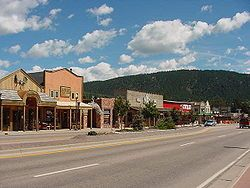 Woodland Park, Colorado - Wikipedia, the free encyclopedia
