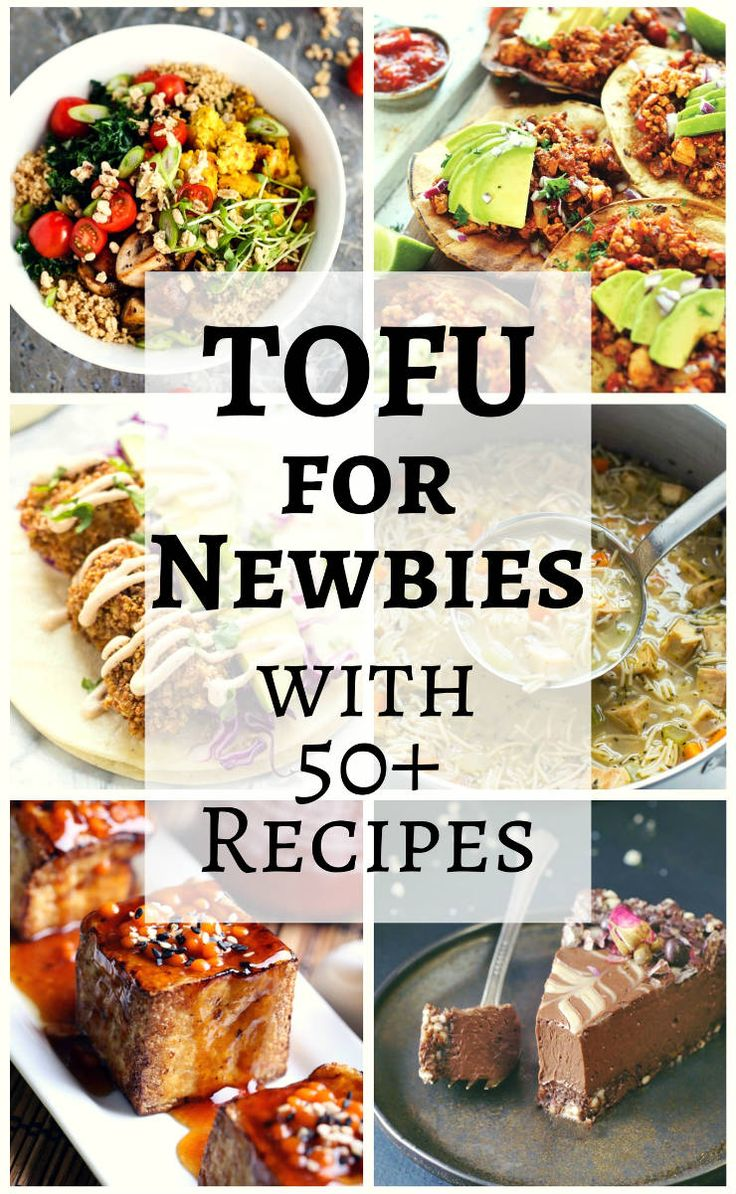 Tofu for beginners: a quick and easy guide to cooking tofu and more than 50 recipes to try!  via @cilantroandcitr