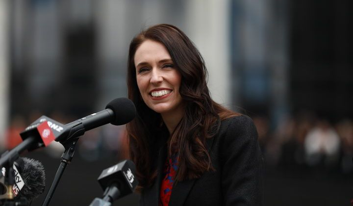 Jacinda Ardern Pinterest: New Zealand Prime Minister Jacinda Ardern Has Been Named