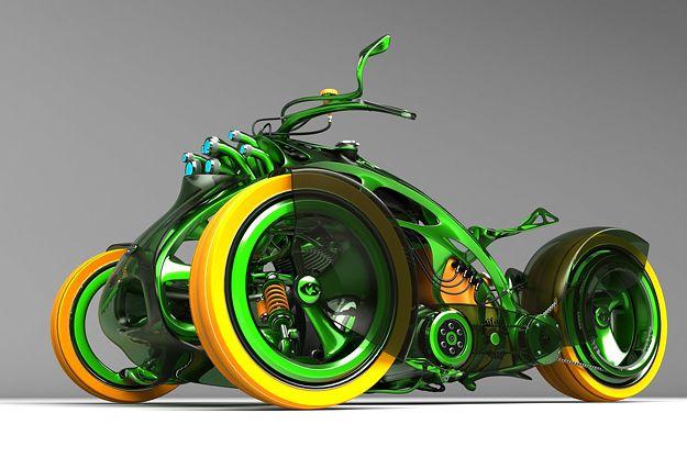 Mikhail Smolyanov bike concept: Football Helmets, Neon Green Motorcycles, Royal Enfield, Awesome Motorcycles, Concept Motorcycles, Concept Motorbikes, Motorbikes Gallery, Concept Cars, Custom Bikes