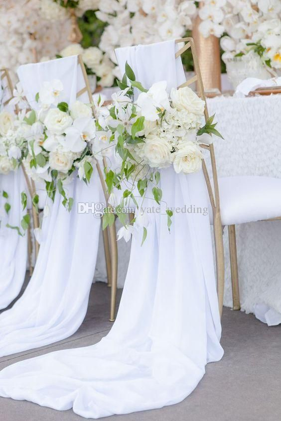Wholesale cheap chair sashes online, brand - Find best 2016 romantic white wedding chair covers chiffon custom made 1.5 m length * 0.5m width 30d chiffon ivory chair sashes wedding supplies at discount prices from Chinese chair covers, sashes, bows supplier - yate_wedding on DHgate.com.