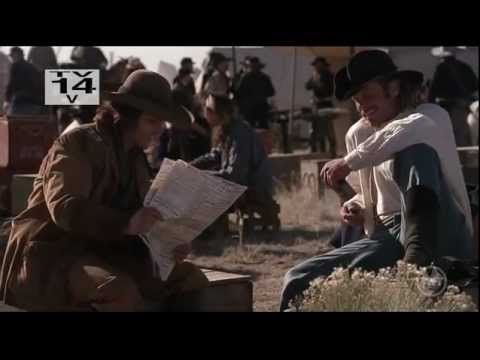 Into the West - Part 5 (Casualties of War) 1:29:23 (part 5 of 6) ... Casualties of War Tales from the American West in the 19th century, told from the perspective of two families,... ... History repeats: all believe they are doing God's will, gun confiscation, control, propaganda news, martial law, resisters killed, indoctrination in education, break the will of the people, change their religion, reliance on the gov for food & housing. ... NOT exact history, but very close ... EXCELLENT!