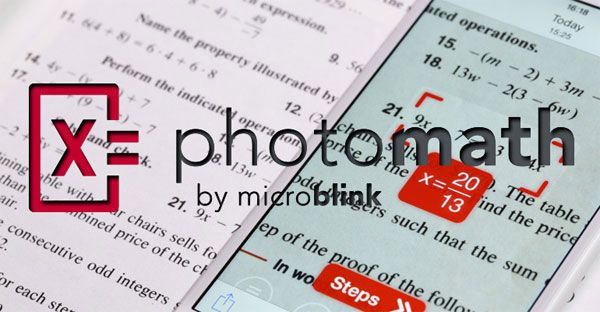 Photomath Aplikasi Bagi Anda Yang Takut Matematika