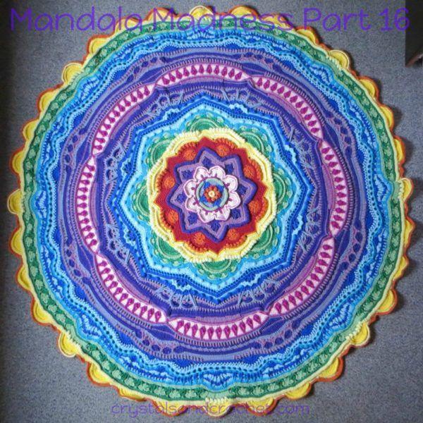Mandala Madness Part 16