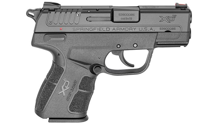 American Rifleman | Video Exclusive: The Springfield XD-E Pistol