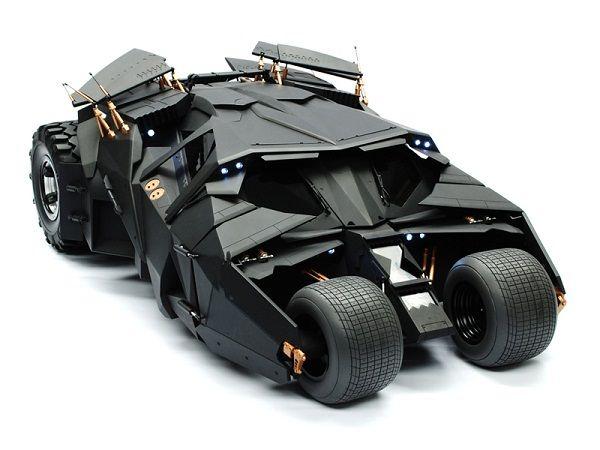 The Dark Knight Rises Batmobile | Best Auto Blogs | Pinterest