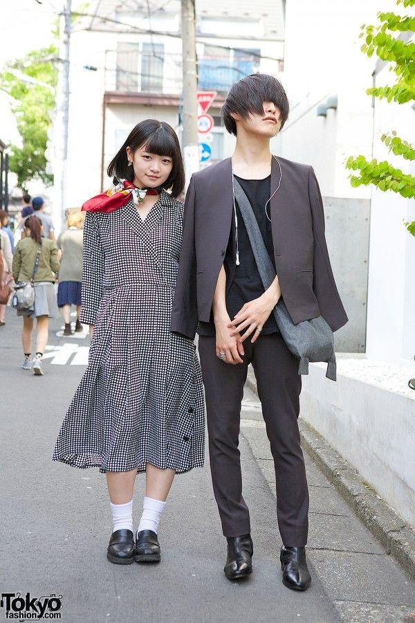 Monochome Harajuku Styles w/ Lad Musician, Comme des Garcons & Shonen Junk