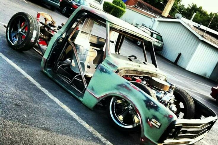 C10 tube chassis