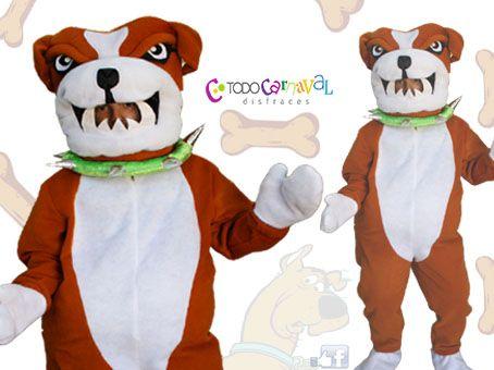 #Disfraz de  #bulldog para adultos. #disfraces originales en talla de hombre y #mujer www.todocarnaval.com