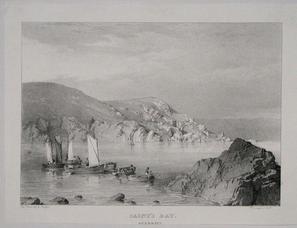 Saints Bay, 1830.