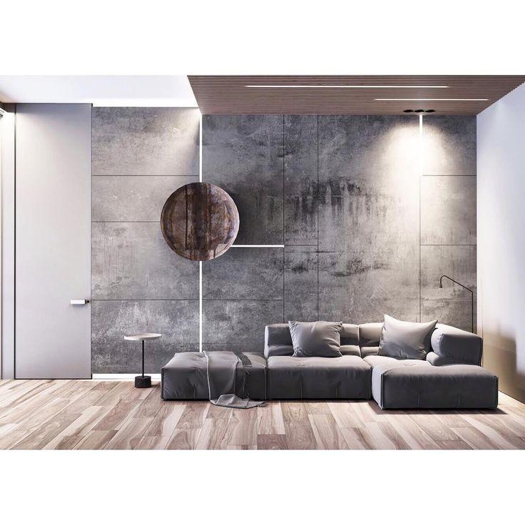 3 отметок «Нравится», 1 комментариев — Дизайн Интерьера Москва (@quadro_room) в Instagram: «Минимализм - это не просто стиль интерьера. Это наша философия, отсекающая всё лишнее и ненужное.…»
