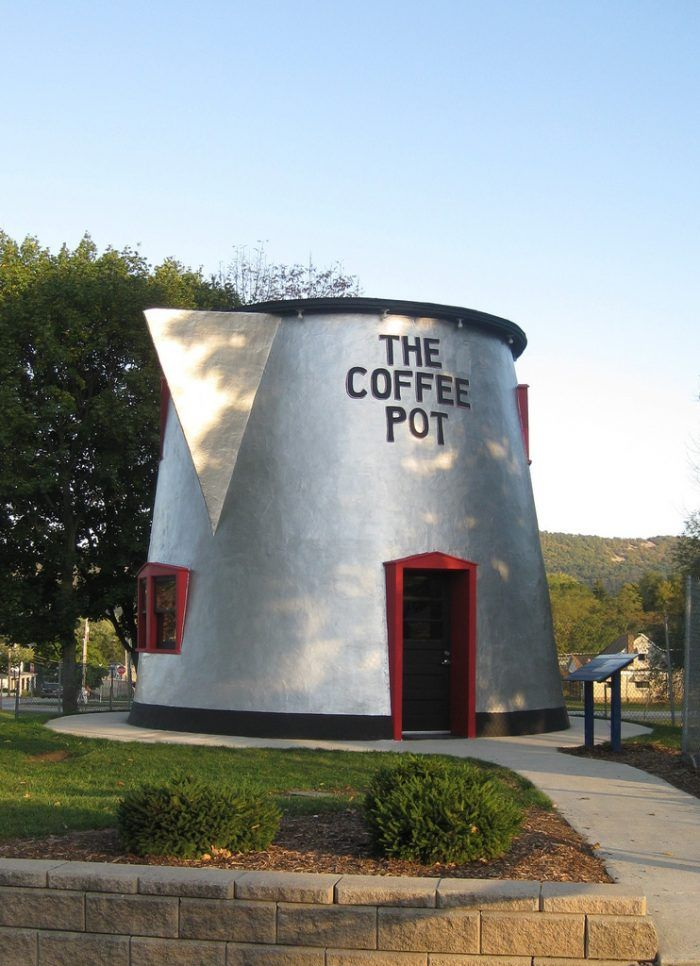 3. The Coffee Pot, Bedford