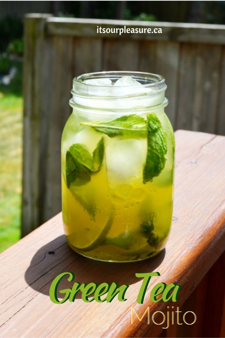 A perfect summer cocktail that is easy to make and is really refreshing.