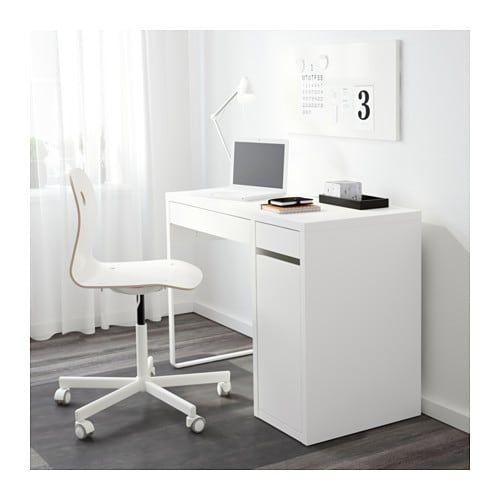 Micke Desk White 41 3 8x19 5 8 Shop Today Ikea Micke Desk Ikea Micke White Desks