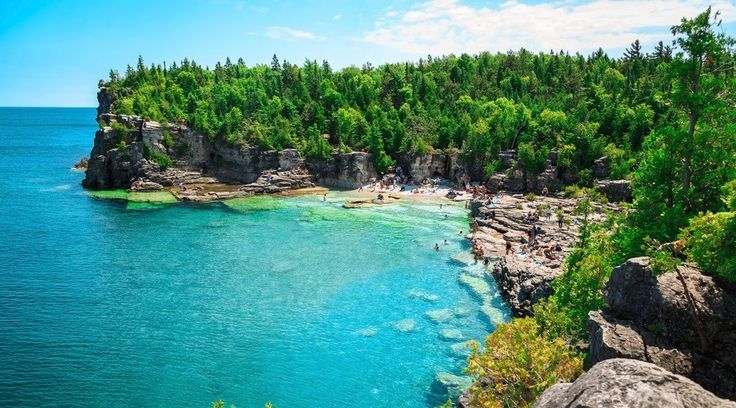 Every National Park in Ontario that you can visit for free this year in celebration of Canada 150.