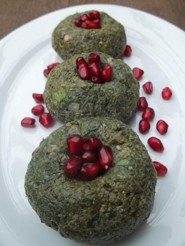 Pkhali ready for serving #Georgian #recipe
