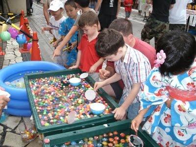 tanabata festival fussa 2015
