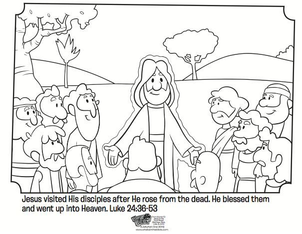 Peter Preaching Buscar Con Google Coloring Pages border=