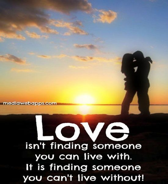 Can't Live without You Quotes - Will it be the look of love in your near future? find out - http://www.psychicinstantmessaging.com/pb0h