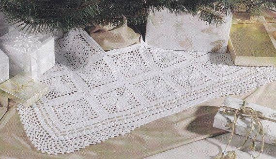 Ultimate Elegant Christmas Tree Crochet Patterns