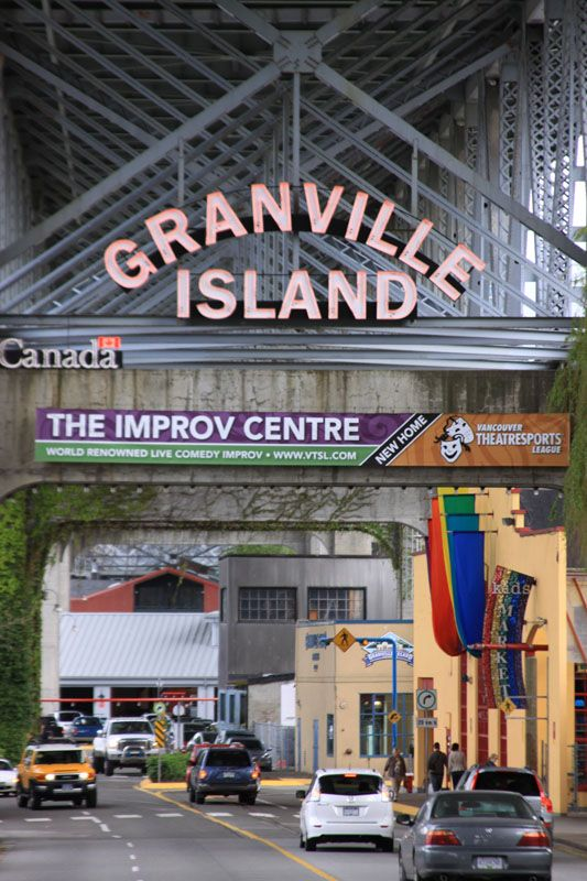 Had an Awesome time here.  Great Food! Granville Island Vancouver BC Canada
