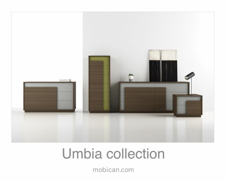 Click here to see Mobican's Umbia collection | Cliquez ici pour voir la collection Umbia de Mobican : http://mobican.com/en/umbia/ #mobican #furniture #madeincanada #customizable #contemporary #wood