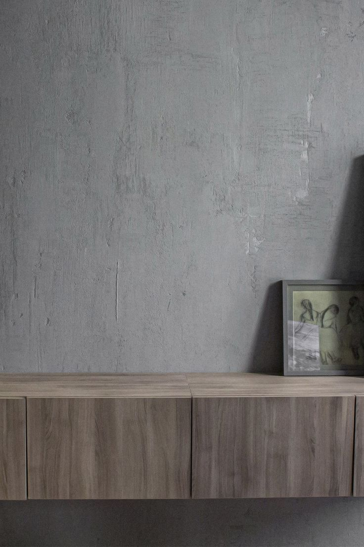 Interior Concrete Wall And Floor Finishes In 2020 Concrete Interiors Concrete Wall Apartment Interior Design