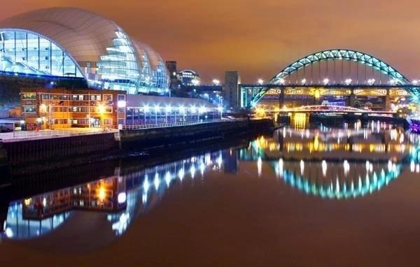 Newcastle,Gateshead,England.