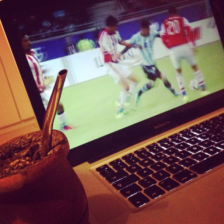 Mate futbolero - Selección - ( en Napoli - Italy)