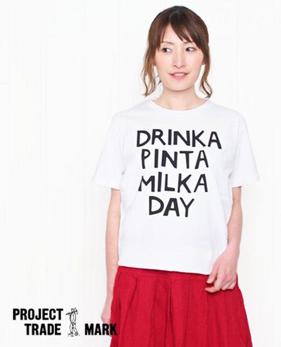 Project Trade Mark [プロジェクト トレードマーク] 半袖 ロゴ Tシャツ